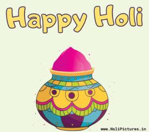 happy Holi images download for Facebook