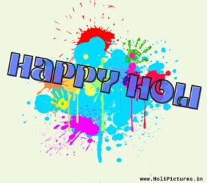 happy Holi HD wallpaper download